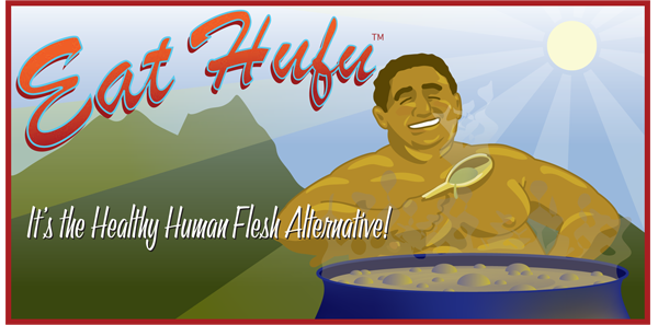 "Hufu ""Fat Guy"" Design"